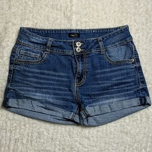 *4/$20 Rue 21 Denim Jean Shorts Junior's 7/8